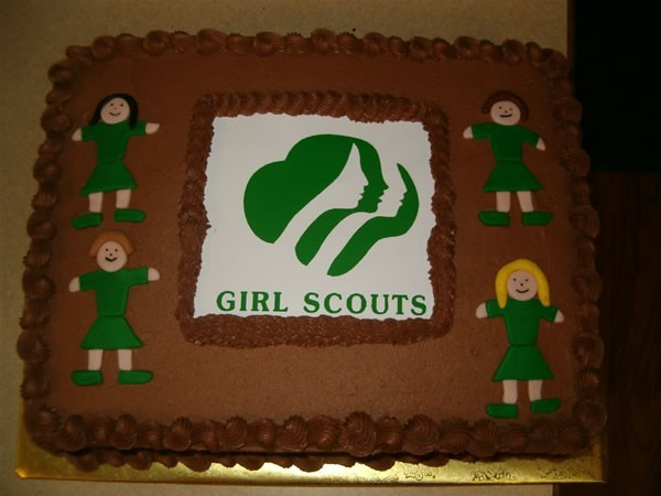 Cake Ideas For Girl Scouts : Sweet Stop Bakery -- Offering Cakes for All Occasions